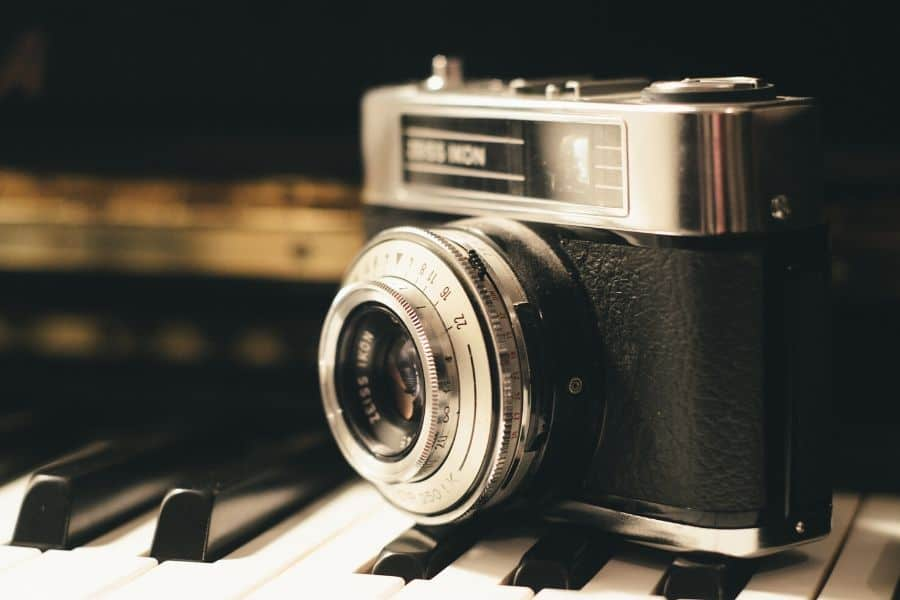 produrre immagini e contenuti visivi per il marketing